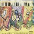Cd Grandes Encontros Instrumentais Da Musica Brasileira