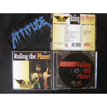 Aerosmith (usa) - Ruling The Planet - Woodstock 94 - Imp.