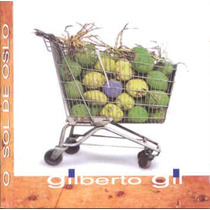 Cd Gilberto Gil-o Sol De Oslo-digipack