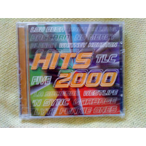 Cd Hits 2000 Coletânea Pop Rock Dance 1ª Edição 1999 Lacrado
