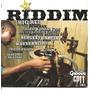 Cd - Riddim - Big Red, Bushman, Third World - Importado