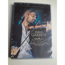 Dvd David Garrett Rock Symphonies