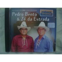 Pedro Bento E Zé Da Estrada - Raízes Sertanejas- Cd Nacional