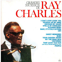 Cd Ray Charles - Grandes Sucessos (raridade Som Livre)