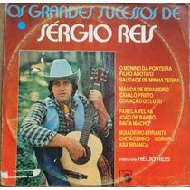Lp (026) Sertanejo - Sérgio Reis - Os Grandes Sucessos