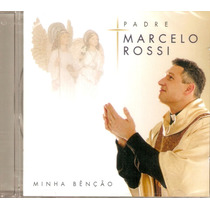 Cd Padre Marcelo Rossi - Minha Bênção - Novo***