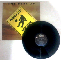 Lp Men At Work - The Best Of (1988)