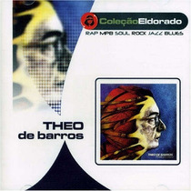 Cd Theo De Barros - Primeiro Disco
