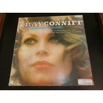 Lp Ray Conniff Everybody`s Talkin`, Disco De Vinil, Seminovo