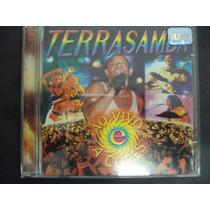 R/m - Cd Original - Terrasamba - Ao Vivo E A Cores