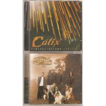 Calix 3 Cds+dvd - Canções De Beurin / A Roda / Vento Ao Vivo