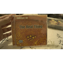 Cd Midnight Oil The Real Thing
