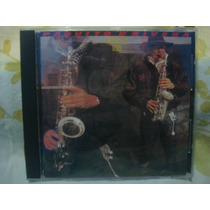 Paquito D´rivera - Manhattan Burn - Cd Importado