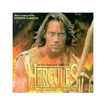 Cd Hercules: The Legendary Journeys - Original Television So