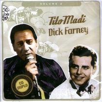 Cd Duplo / Tito Madi - Dick Farney = Grandes Vozes (32 Suces