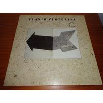 Flavio Venturini - Lp Cidade Veloz - Encarte - Nacional