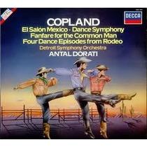 Lp - Aaron Copland - El Salón México - Others