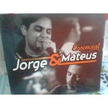 Cd Jorge & Mateus @ Essencial (lacrado) Frete Grátis