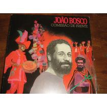 Lp João Bosco Comissão De Frente