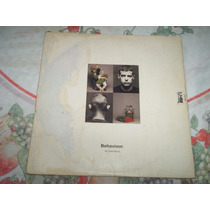 Lp Vinil Pet Shop Boys Behaviour Com Encarte