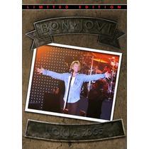 Dvd Bon Jovi Live At Nokia Theater - 2005