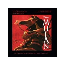 Cd Mulan: An Original Walt Disney Records Soundtrack By Vari