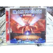 Iron Maiden En Vivo Cd Duplo Original Impecável