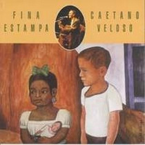 Cd Caetano Veloso - Fina Estampa Ao Vivo