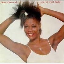 Lp Dionne Warwick - Love At First Sight