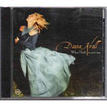Cd Diana Krall When I Look In Your Eyes