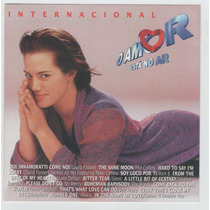 Cd O Amor Está No Ar - Novela - Internacional - Phil Collins