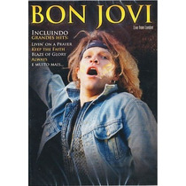 Bon Jovi - Live From London - Dvd Raro Novo Original Lacrado