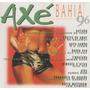Cd Axé Bahia 96 - Netinho - Cheiro De Amor - Banda Eva