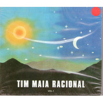 Cd Tim Maia Racional Vol-1 (novo Lacrado)