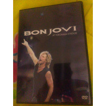 Dvd Bon Jovi Live Yokohama Stadium