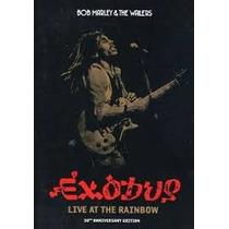 Bob Marley - Exodus Live At The Rainbow (dvd Lacrado - Novo)