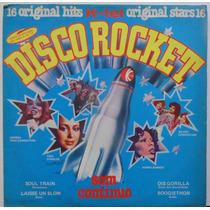 Lp Disco Rocket - 16 Original Hits - K-tel
