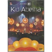 Kid Abelha - Dvd Acústico Mtv - 2002