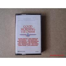 Good Morning Vietnam (trilha) - Fita K7 / Edição / 1988