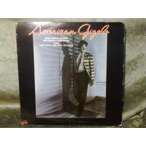 American Gigolo - Trilha Sonora - 1980 Made In Usa - Ex / Nm