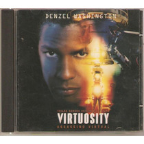 Cd Virtuosity - Tso Assassino Virtual ( Nacional ) 1996