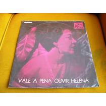 Lp Ótimo Helena De Lima Vale Pena Ouvir Disco Lar Ave Maria