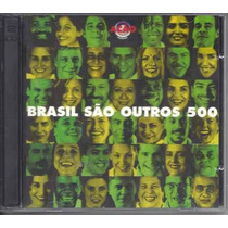 Cd-duplo-brasil São Outros 500-carlinhos Brown Xuxa