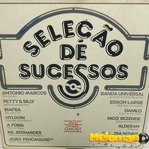 Va 1991 Seleção De Sucessos Lp Antonio Marcos Hyldon Danilo
