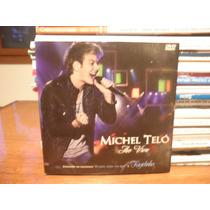 Dvd Michel Teló Ao Vivo Promo
