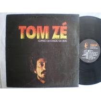 Lp - Tom Ze / Correio Da Estação Do Bras / Continental /1978