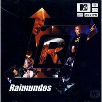 Cd Raimundos - Mtv Ao Vivo ( Duplo ) Warner 2000