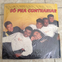 Lp Só Pra Contrariar 1993 Vinil Perfeito