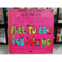 Lp Vinil - Marlo Thomas And Friends - Free To Be, You And Me