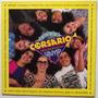 Lp Rádio Corsario O Som Da Galera Vamp/1991/globo/novinho